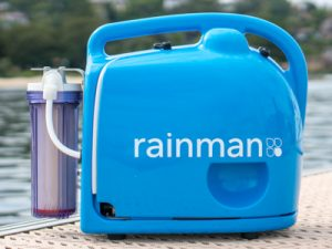 rainman watermaker review sailing europe