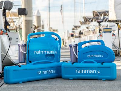 Rainman Watermaker Family