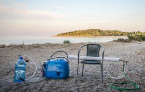 desalination greece