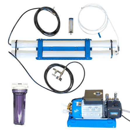 electric watermaker