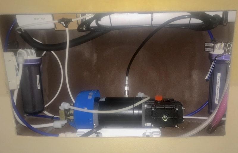 rainman 12v desalinator
