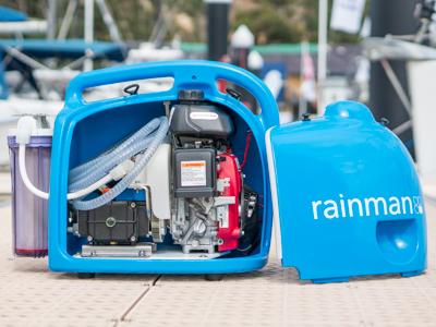 rainman gasoline watermaker
