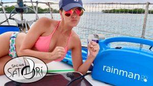 rainman watermaker 10 minute challenge