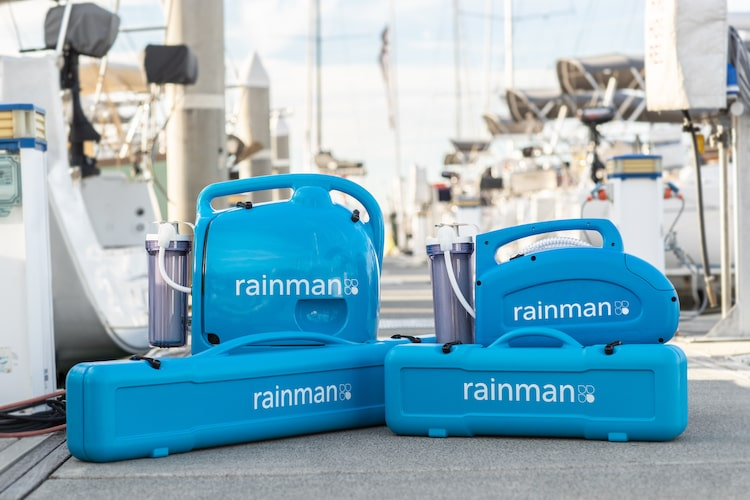 rainman watermaker products