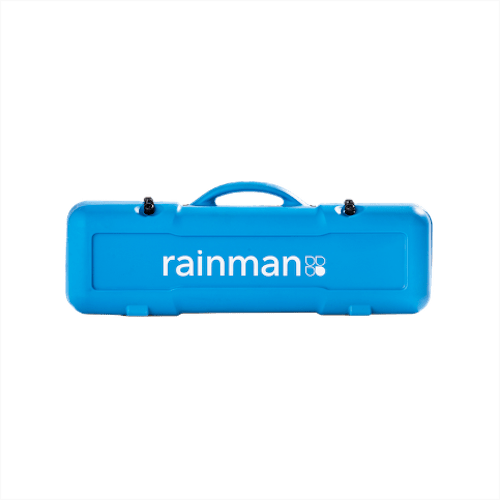 rainman watermakers electric compact reverse osmosis case