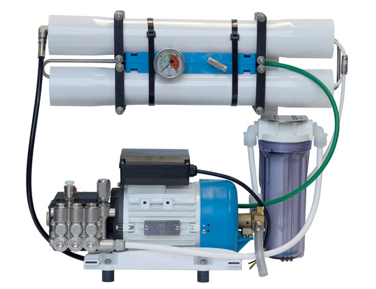 installed watermakers europe